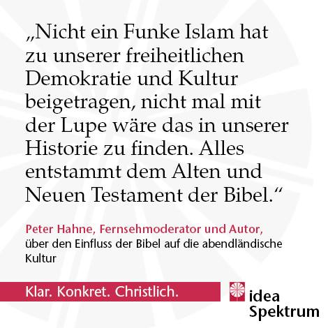 Peter-Hahne-idea