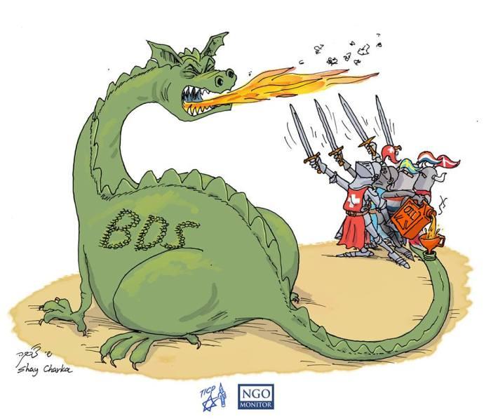 BDS-Drache