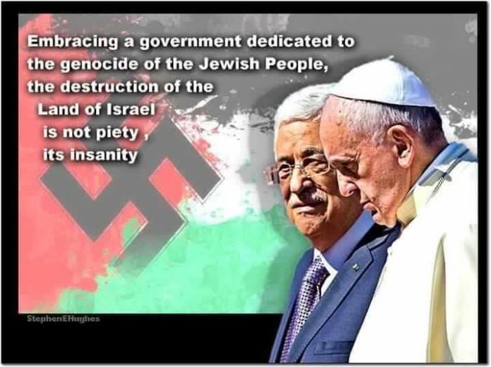 Poster_Papst+Abbas