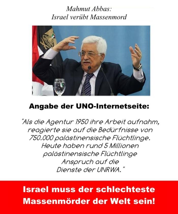 Massenmörder-Israel