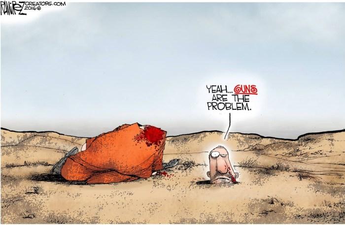 Obama_Guns-are-the-problem
