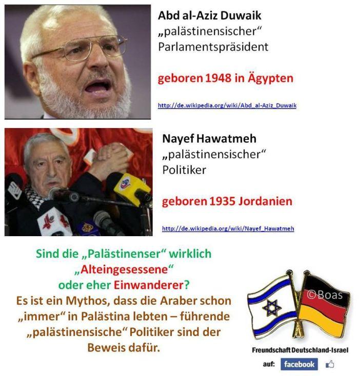 Palästinenser-Ureinwohner