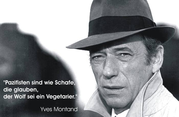 Yves-Montand-Pazifisten