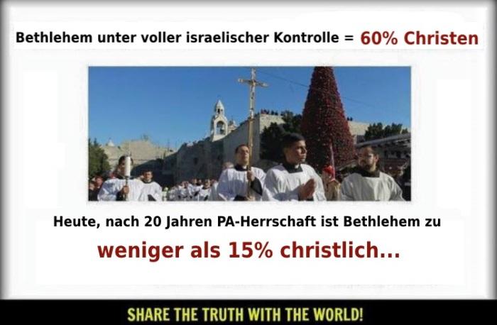 Bethlehem-Christians