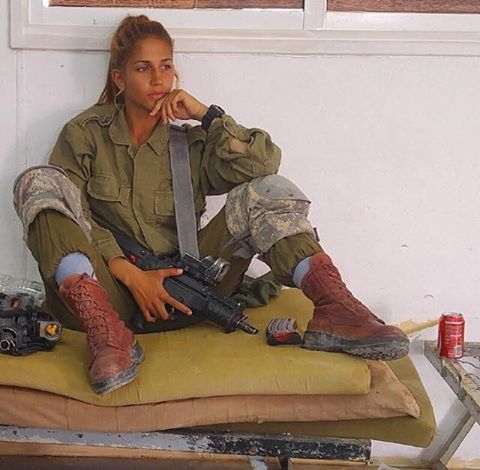 IDF_best-trained-women-Soldiers