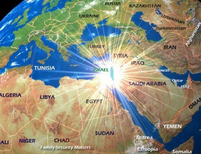 Israel-das-Licht