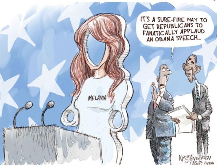 Obama_Melania-Cutout