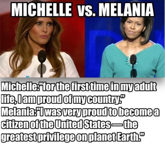 Obama_Melania-vs-Micheele