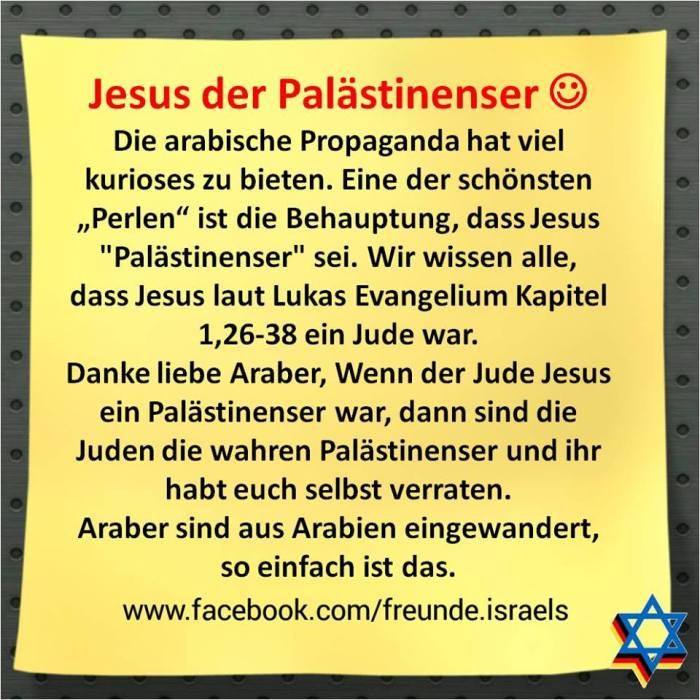 Jesus-Palästinenser