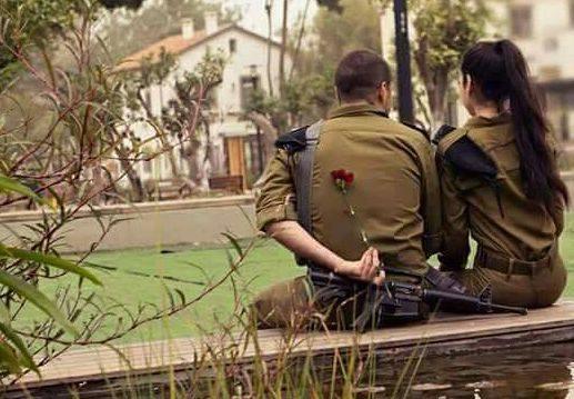 israeli-solder-romance