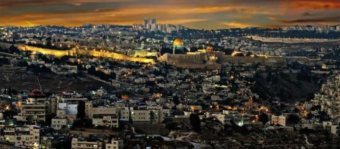 jerusalem-abends