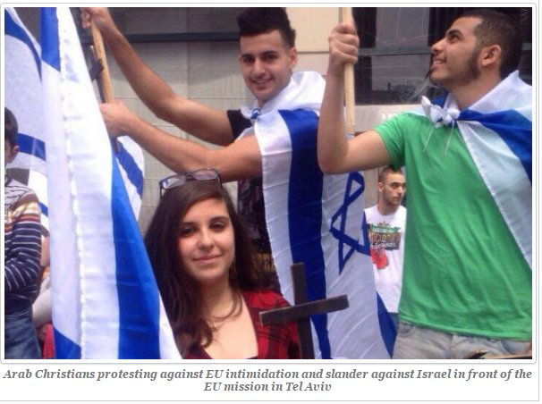 arab-christians-love-israel